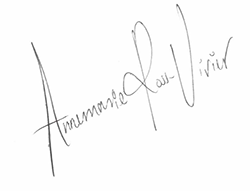 Annemarie-Signature